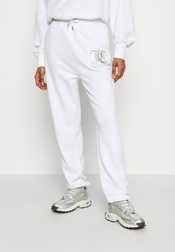 Juicy Couture - SOVEREIGN - Jogginghose - white