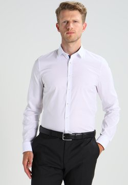 OLYMP Level Five - SUPER SLIM FIT - Camicia elegante - weiß
