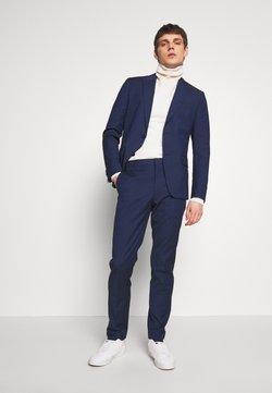 Calvin Klein Tailored - TROPICAL SLIM SUIT - Kostuum - blue