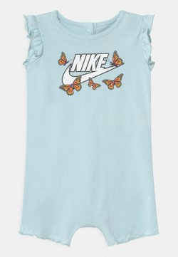 Nike Sportswear - LIL BUGS BUTTERFLY - Jumpsuit - glacier blue