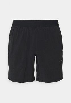 Nike Performance - SHORT - Pantalón corto de deporte - black/gray