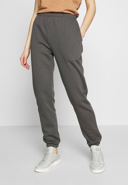 Nly by Nelly - COZY PANTS - Jogginghose - off black