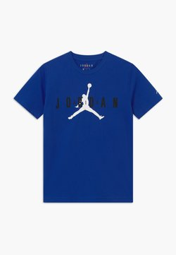 Jordan - BRAND TEE - T-shirt print - hyper royal