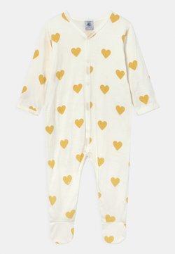 Petit Bateau - DORS BIEN UNISEX - Pijama de bebé - marshmallow/ocre