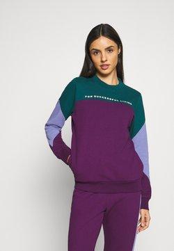 Diesel - UFLT-PHYLOSH SWEAT-SHIRT - Nachtwäsche Shirt - multi-coloured