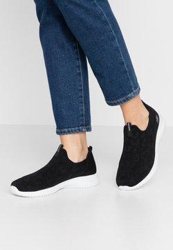 Skechers Sport - ULTRA FLEX - Sneakers laag - black/white