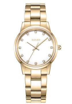 Burker - Montre à aiguilles - gold/white