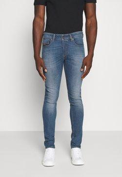 Diesel - SLEENKER - Jeans Slim Fit - blue denim