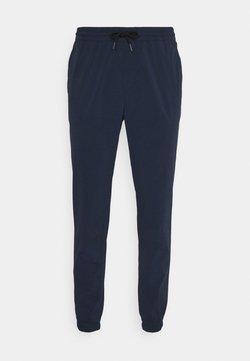 Jack & Jones - JJIGORDON JJLANE TECHNICAL  - Spodnie treningowe - navy blazer