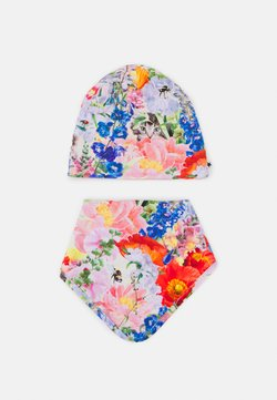 Molo - NOON BIB AND HAT SET UNISEX - Mütze - hide and seek