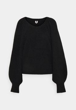 ARKET - SWEATER - Jersey de punto - black