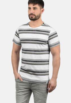Solid - SID - T-Shirt print - black