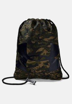 Under Armour - Sports bag - green, black