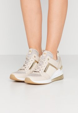 MICHAEL Michael Kors - GEORGIE TRAINER EXTREME - Sneaker low - champagne