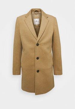 TOM TAILOR - COAT THREE BUTTONS - Manteau classique - beige
