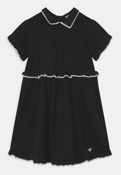 Emporio Armani - Freizeitkleid - black