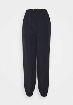 Missguided Tall - TOGGLE WAIST - Jogginghose - navy