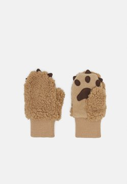 GAP - BEAR UNISEX - Fäustling - bruno brown