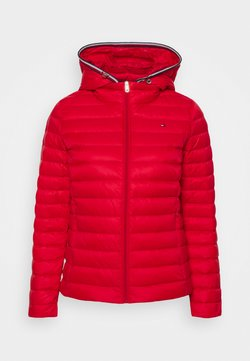 Tommy Hilfiger - Down jacket - red