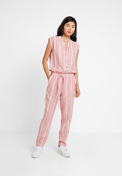 Esprit - OVERALL - Combinaison - coral red