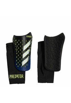 adidas Performance - PREDATOR COMPETITION SHIN GUARDS - Espinilleras - black