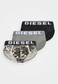 Diesel - ANDRE 3 PACK - Slip - grey/grey/black