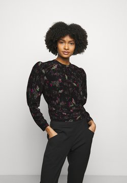 Iro - LORELLI - Long sleeved top - black/multico