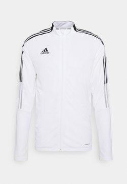 adidas Performance - TIRO  - Träningsjacka - white