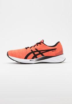 ASICS - ROADBLAST - Zapatillas de running neutras - sunrise red/black