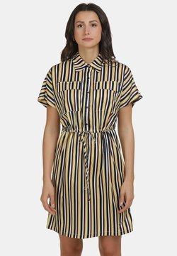 usha - Vestido camisero - multicolor gestreift