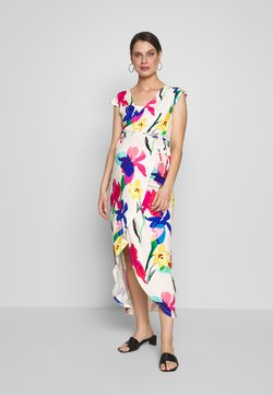 Envie de Fraise - ADELAIDE DRESS - Vestito di maglina - off white/multicolour