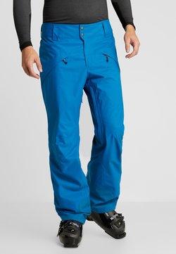 Patagonia - SNOWSHOT PANTS - Snow pants - balkan blue