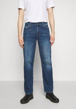 Mustang - BIG SUR - Bootcut jeans - blue denim