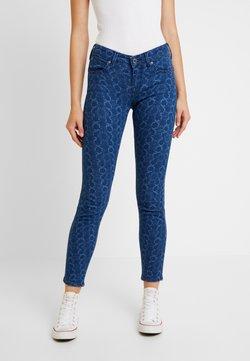 Lee - SCARLETT BODY OPTIX - Jeans Skinny Fit - blue denim