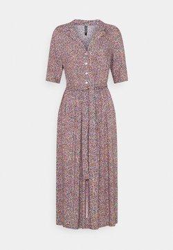PIECES Tall - PCTIMBERLY DRESS TALL - Blusenkleid - deep ultramarine