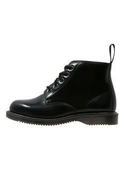 Dr. Martens - EMMELINE - Botines con cordones - black