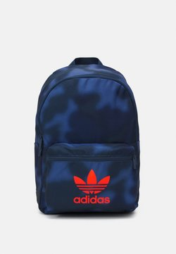 adidas Originals - BACKPACK UNISEX - Reppu - crew blue/crew navy/app solar red