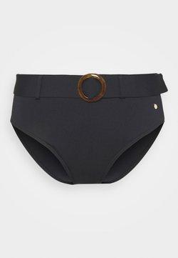 s.Oliver - PANT HIGHWAIST - Bikinialaosa - black