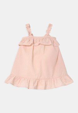 GAP - SEERSUCKER - Freizeitkleid - pure pink