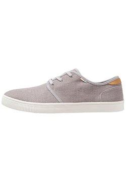 TOMS - CARLO - Sneaker low - grey
