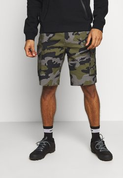 Fox Racing - SLAMBOZO CAMO SHORT - kurze Sporthose - green