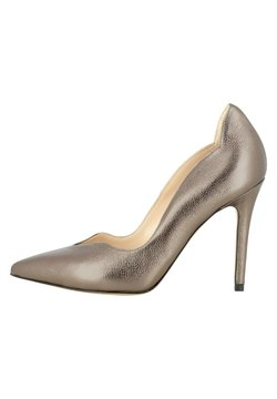 Evita - High Heel Pumps - bronze