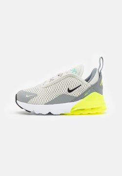 Nike Sportswear - AIR MAX 270 BT UNISEX - Sneakers laag - light bone/black/volt/particle grey