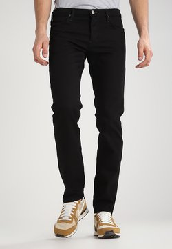Lee - DAREN - Straight leg -farkut - clean black