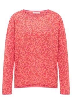 Frieda & Freddies - Sweatshirt - print heart red