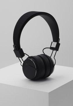 Urbanears - PLATTAN 2 BLUETOOTH - Høretelefoner - black