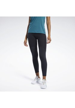Reebok - PUREMOVE MOTION SENSE TRAINING LEGGINGS - Tights - black