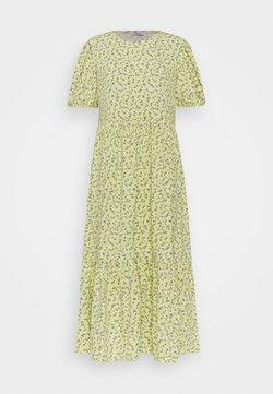 Envii - ENMANON DRESS - Maxikjoler - summer grass