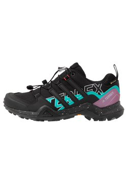 adidas Performance - TERREX SWIFT R2 GTX - Scarpa da hiking - core black/purple tint
