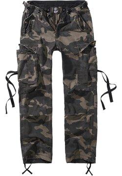 Brandit - Pantalon cargo - darkcamo